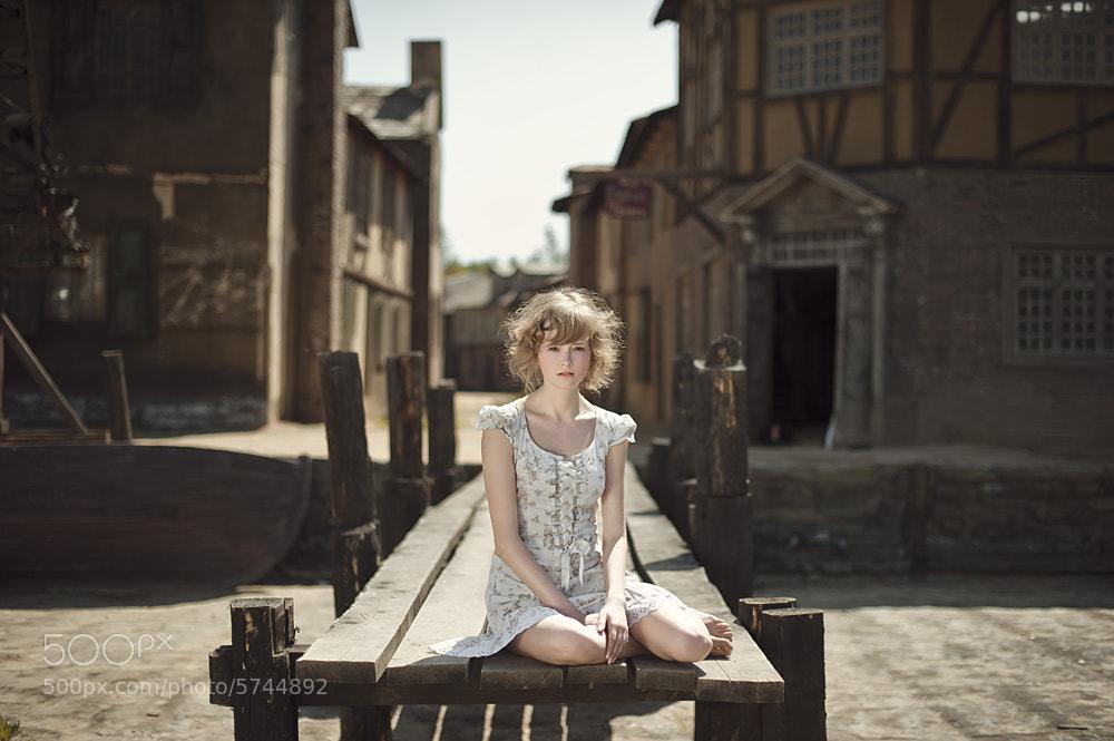 Photograph Olya by Игорь Бурба on 500px