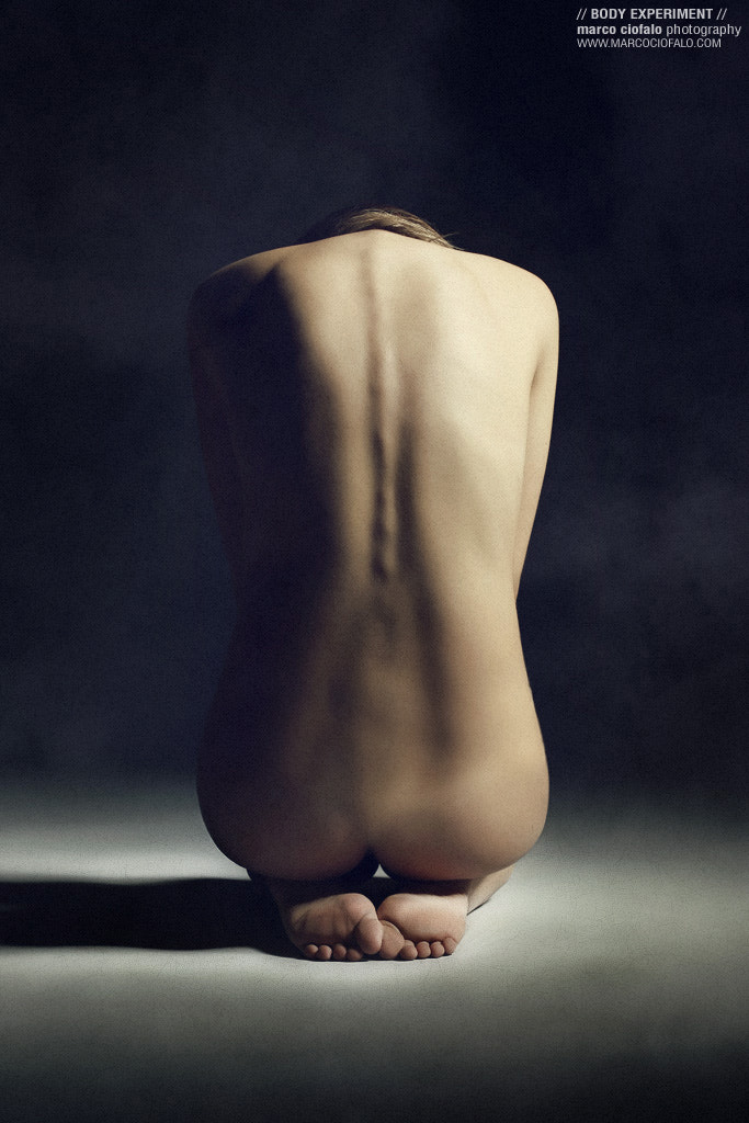 Photograph Body Experiment Project 001 by Marco Ciofalo by Marco Ciofalo Digispace on 500px