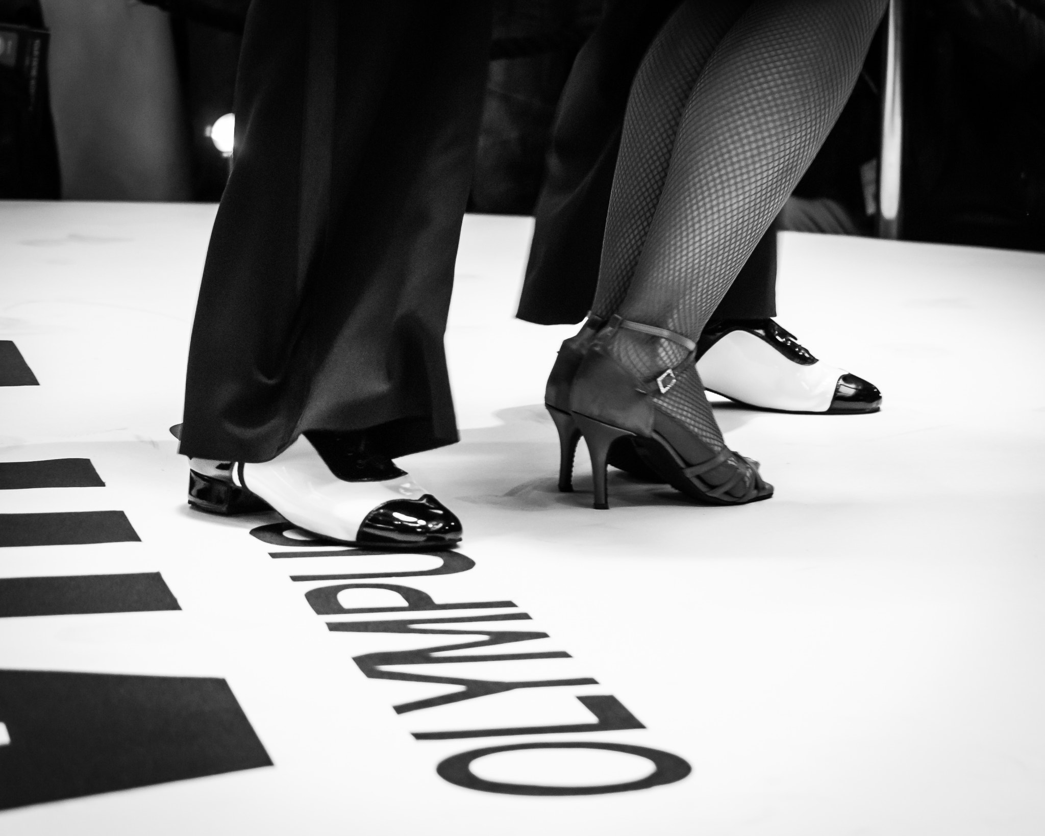 Photograph Dancing feet by Owen  on 500px
