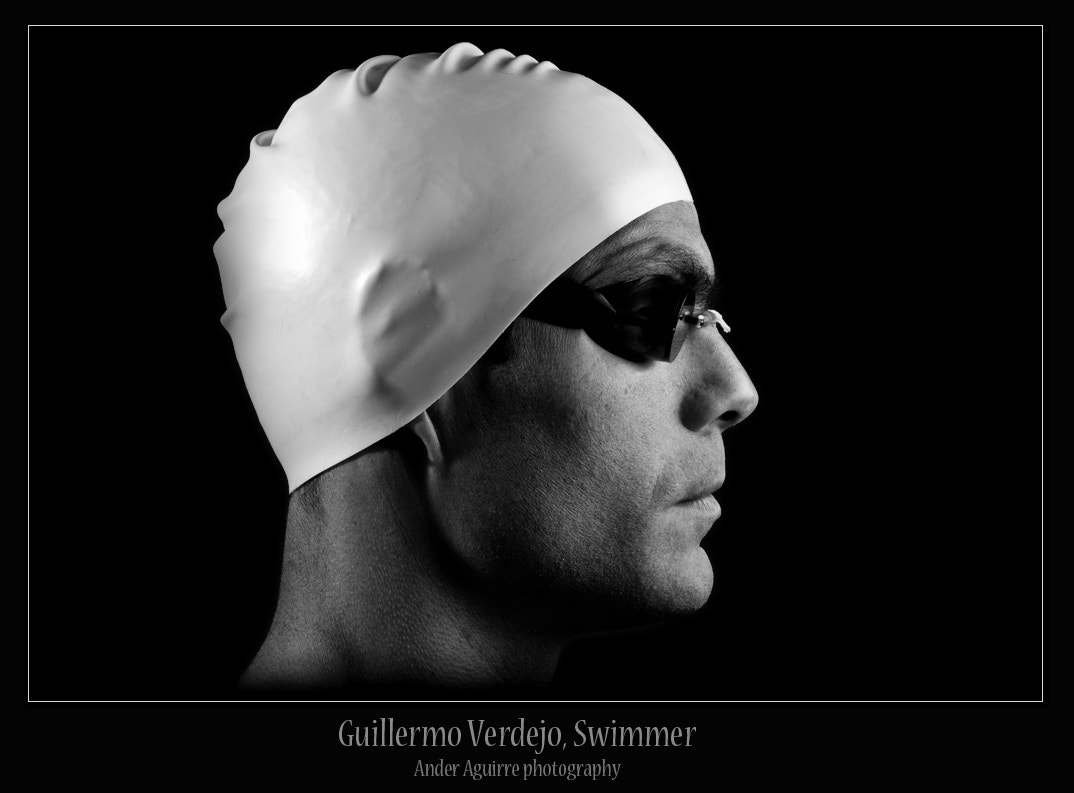 Photograph Swimmer by Ander Aguirre on 500px
