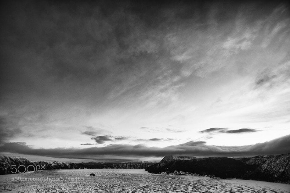 Photograph Mashuu Lake at Dawn by Martin Bailey on 500px