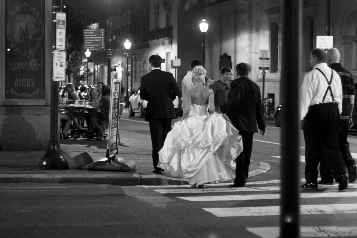 Photograph Philly Bride by Jo Hendley on 500px