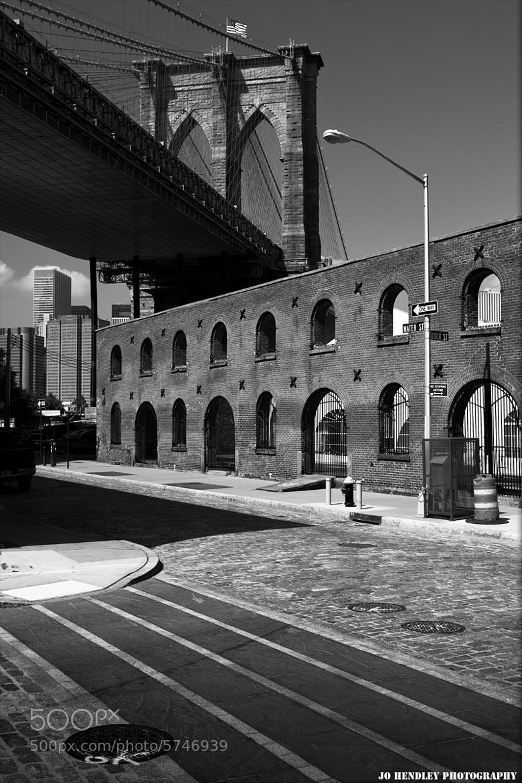 Photograph The Brooklyn Bridge by Jo Hendley on 500px