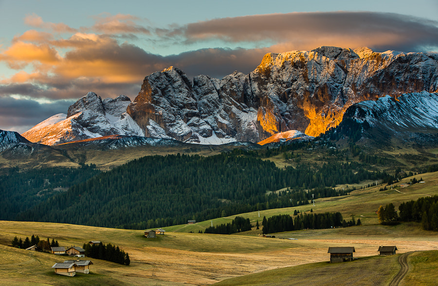 Photograph Burning Mountain by Hans Kruse on 500px