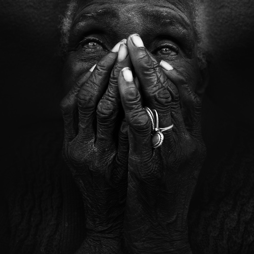 Photograph Downtown on 5th. by Lee Jeffries on 500px