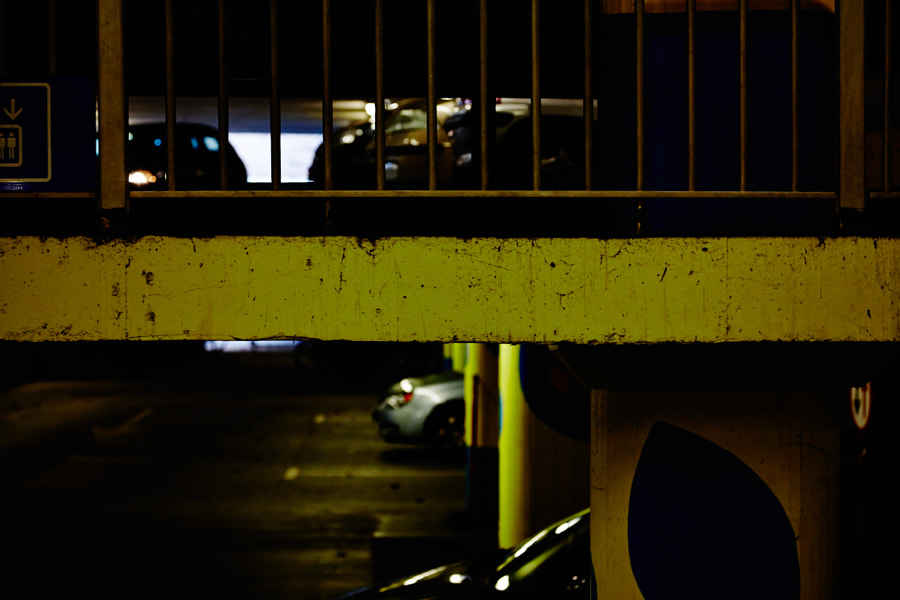 Wolvenhoek parking garage