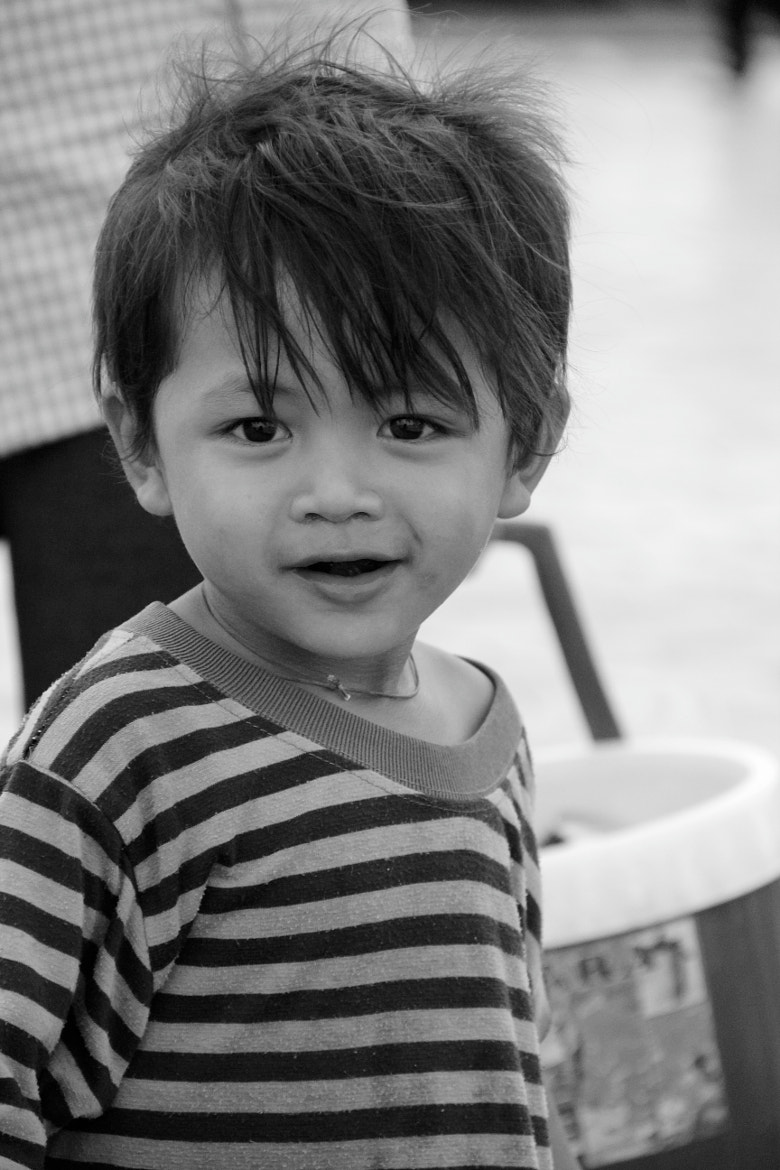 Photograph A Young Boy  by Tyta Buth on 500px