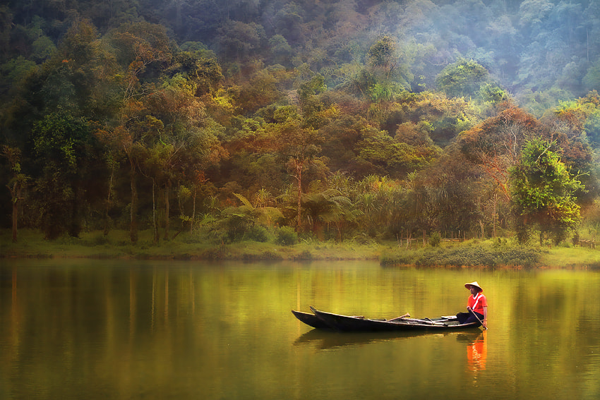 Photograph Situ Gunung by tommi zaqin on 500px