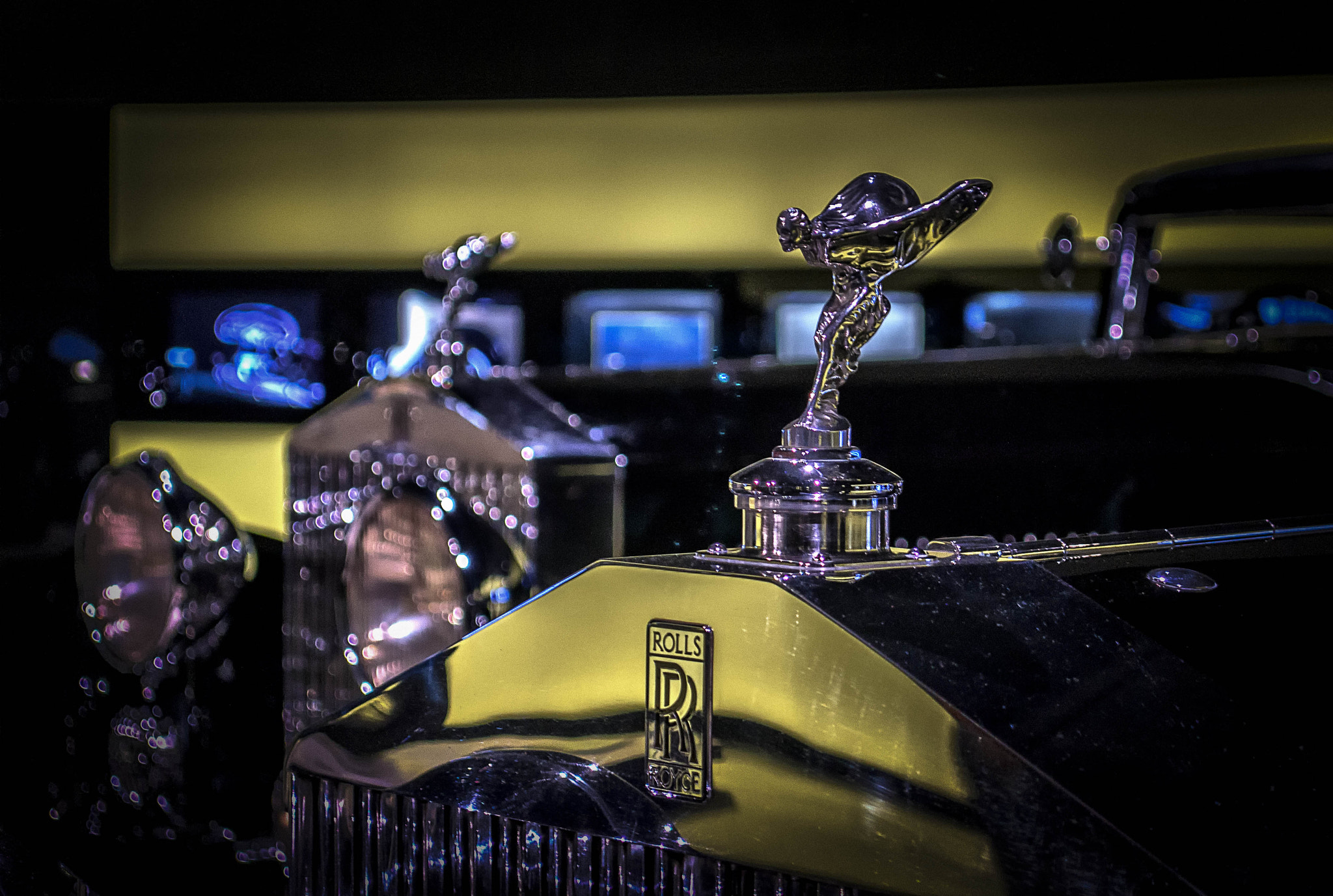 Photograph Spirit of Ecstasy by Diego Cambiaso on 500px
