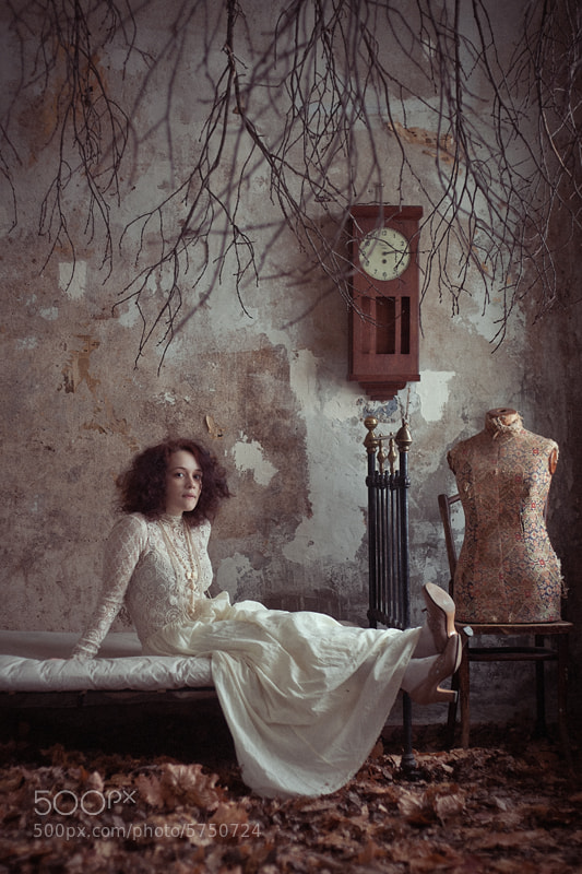Photograph Yaroslava by Ekaterina Muganlinskaya on 500px