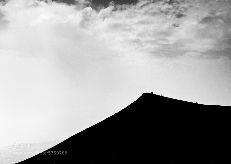 Photograph Visita al cratere by Raffaele Marra on 500px