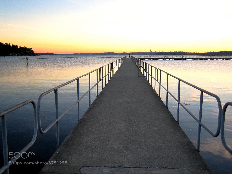 Photograph Juanita Pier by Rick Takagi on 500px