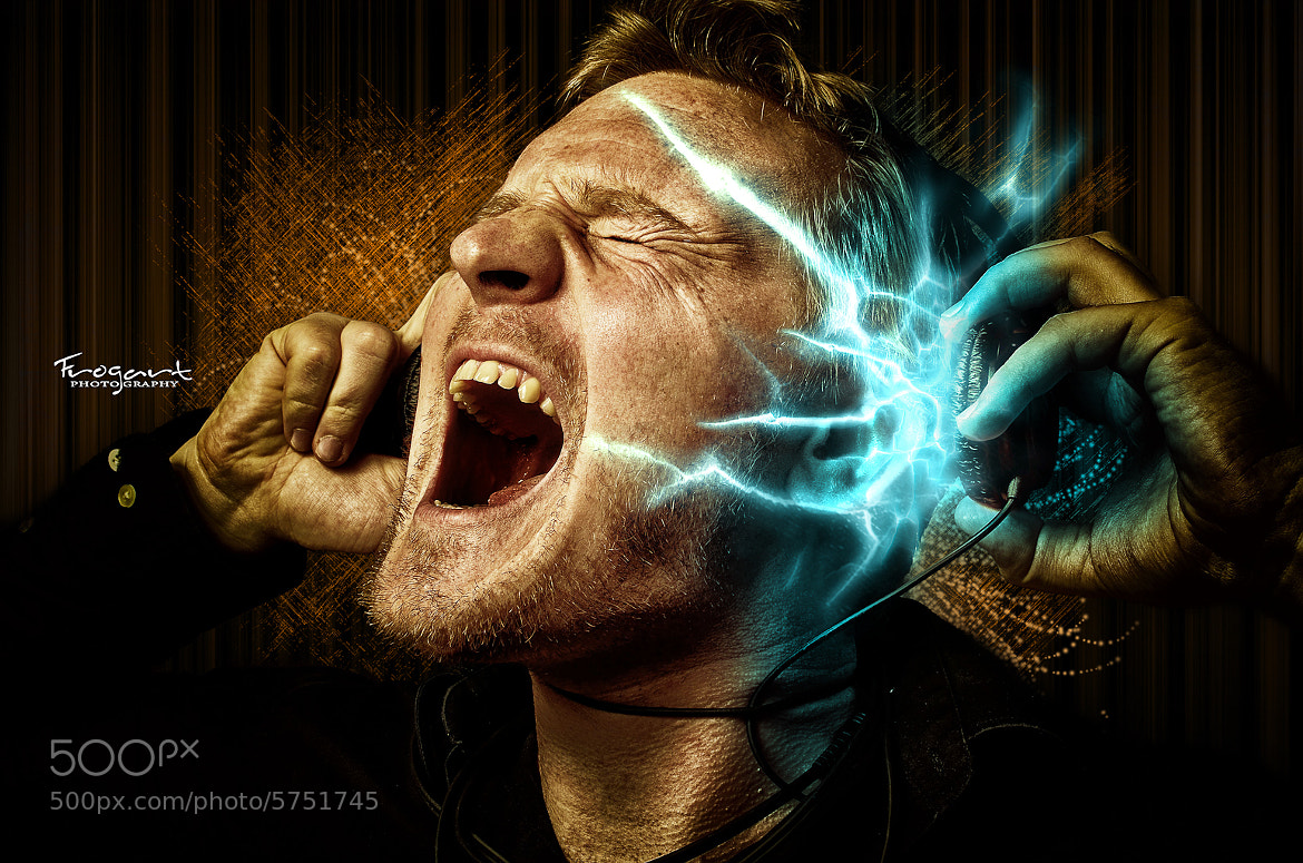 Photograph Music is Killing Me by Frogart  on 500px