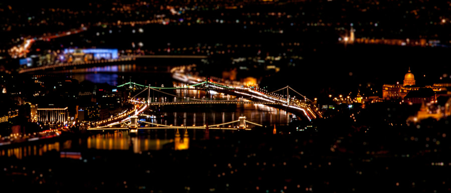You can almost touch the bridges by Simon Kormann on 500px.com