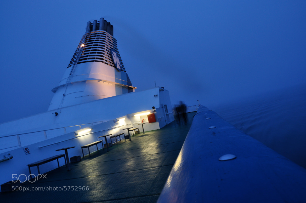 Photograph Ferry Oslo -> Copenhagen by Martin Mahaits on 500px