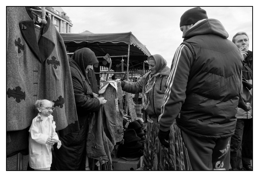 Photograph at the Flea Market by karl aster on 500px