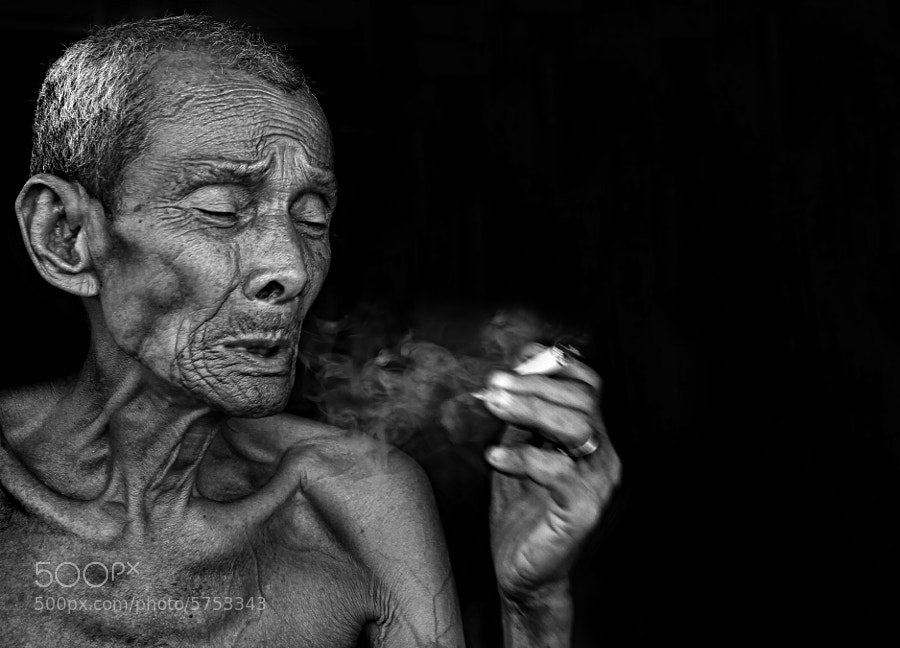 Photograph Full Of Cigaerettes by oji blackwhite on 500px
