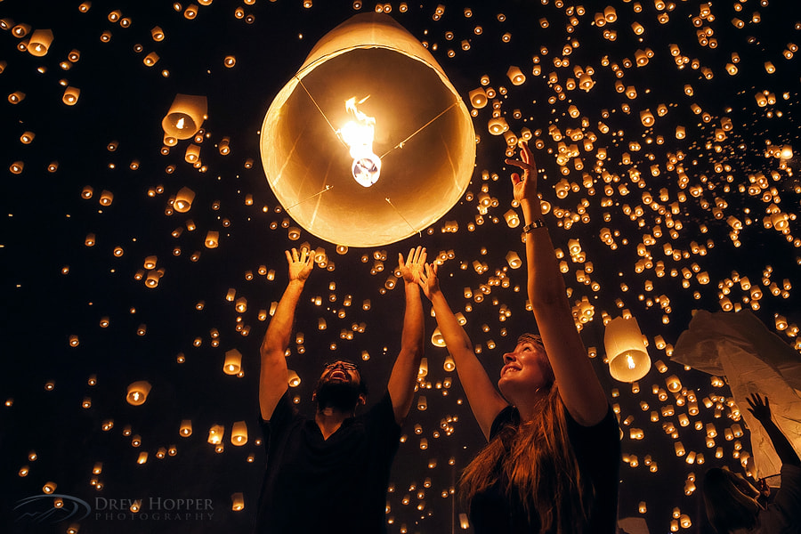 Festival Of Light by Drew Hopper on 500px.com