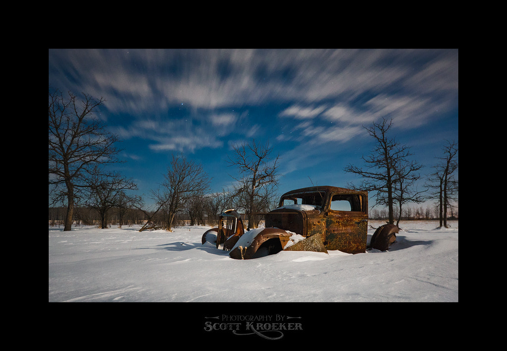 Photograph Time Stands Still by Scott Kroeker on 500px