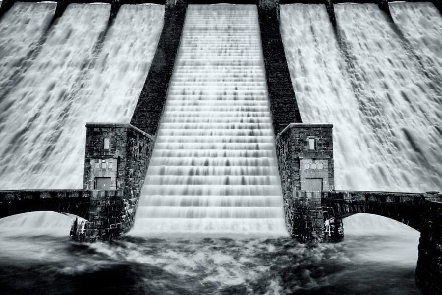 Claerwen Dam II