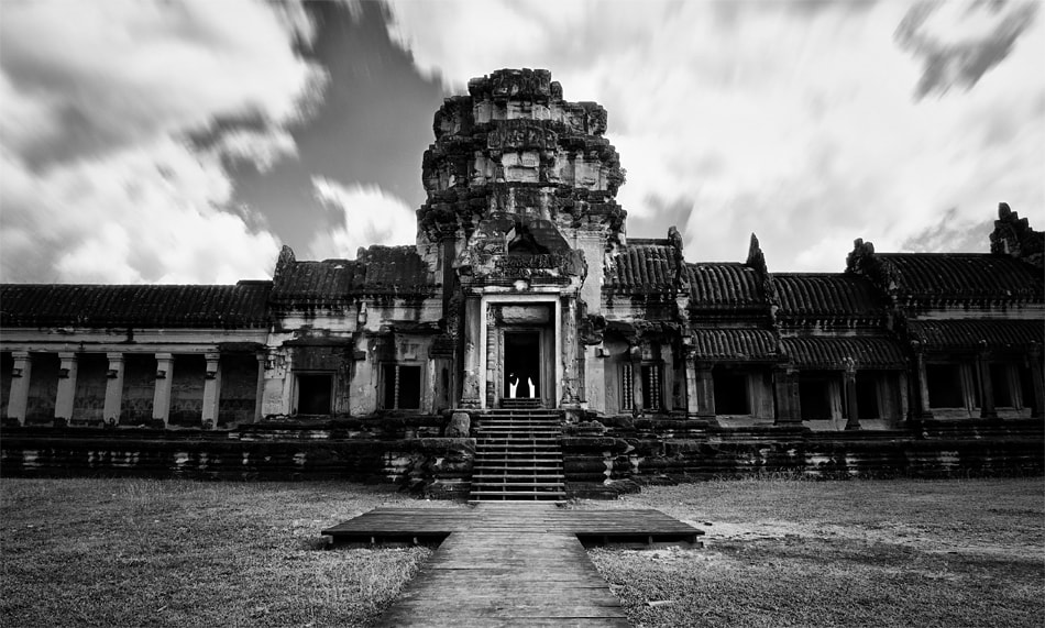 Photograph Gate of AngkorWat by Gregorius Suhartoyo on 500px