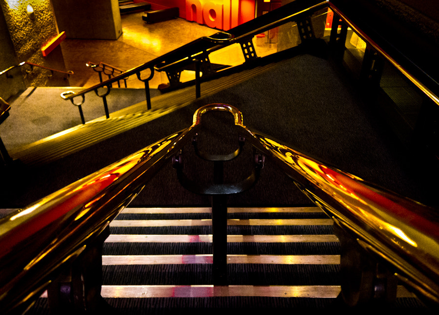 Photograph Babican Stairs by Zachary Eastop on 500px