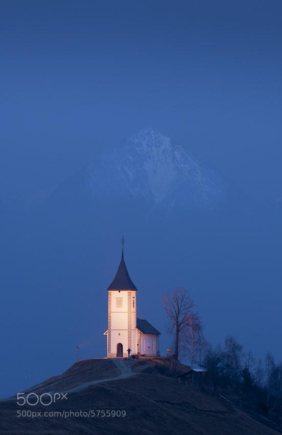 Photograph Church, Slovenia by Keith Burtonwood on 500px