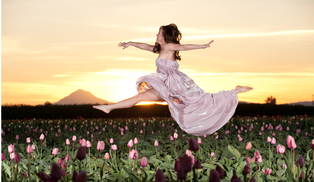 Photograph She Jumps Over The Sun by Hal Harrison on 500px