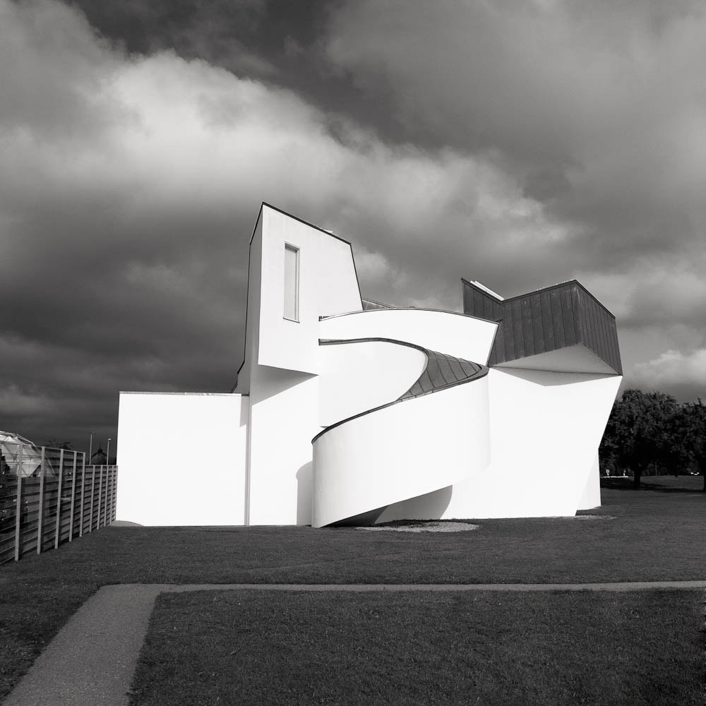 Photograph Vitra design museum - Frank Gehry by Aynolor on 500px