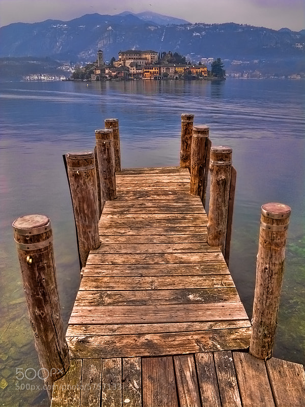 Photograph Isola S. Giulio #3 by Michele Galante on 500px