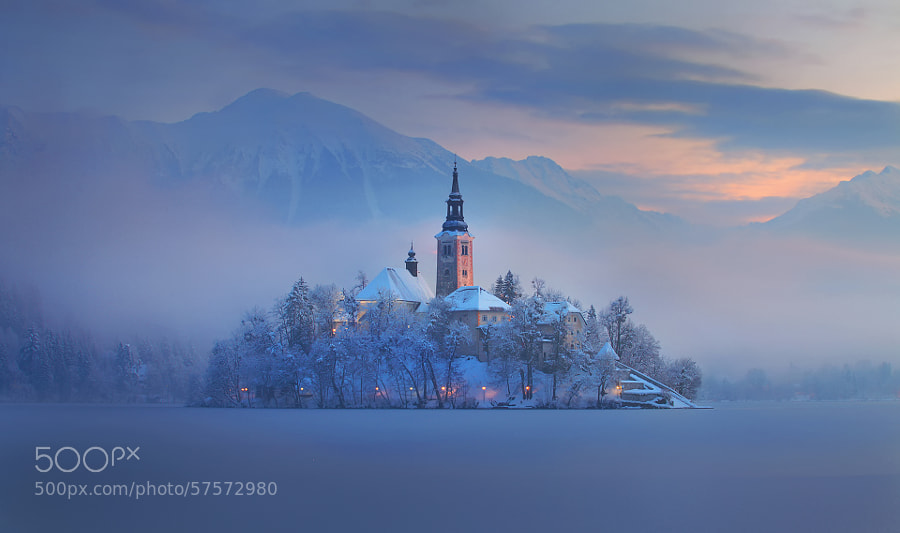 Photograph The Magic of Bled Island by Dan Briski on 500px