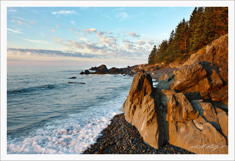 Photograph Rock Walls, Maine by Robert Rodriguez Jr on 500px