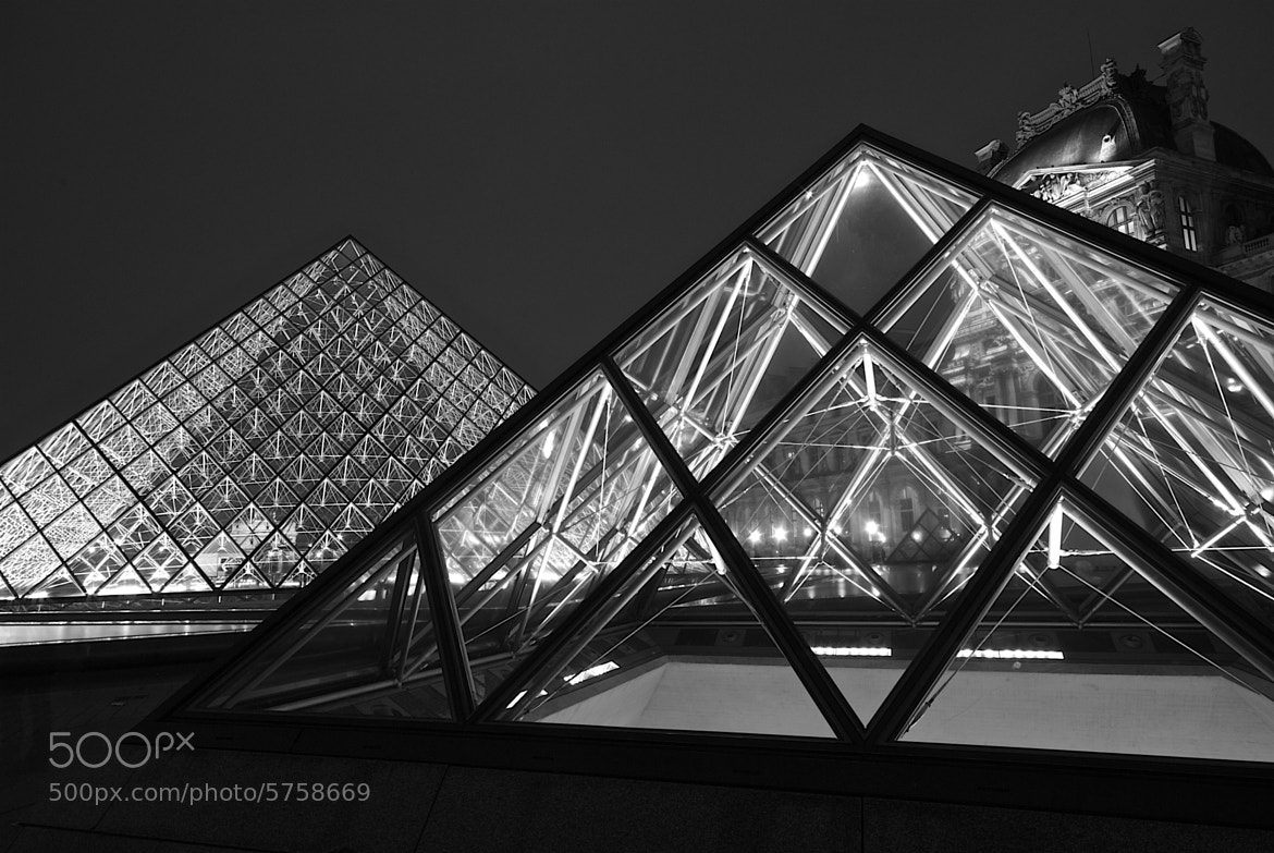 Photograph Louvre by David Michael Lamb on 500px