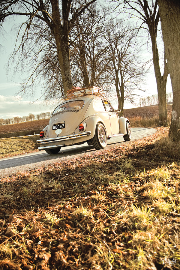 Photograph herbie is back!!! by Claude Kayser on 500px