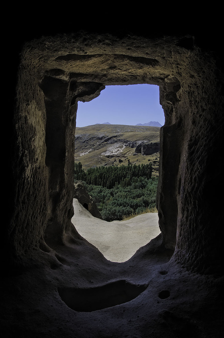 Photograph Cave with a View by Michael Morris on 500px