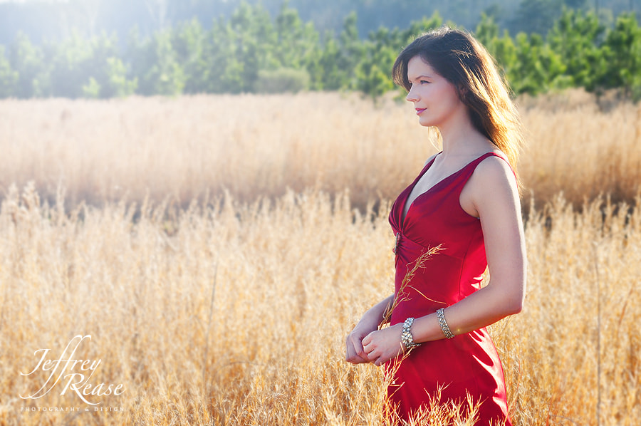 Photograph RED DRESS by Jeffrey S. Rease on 500px