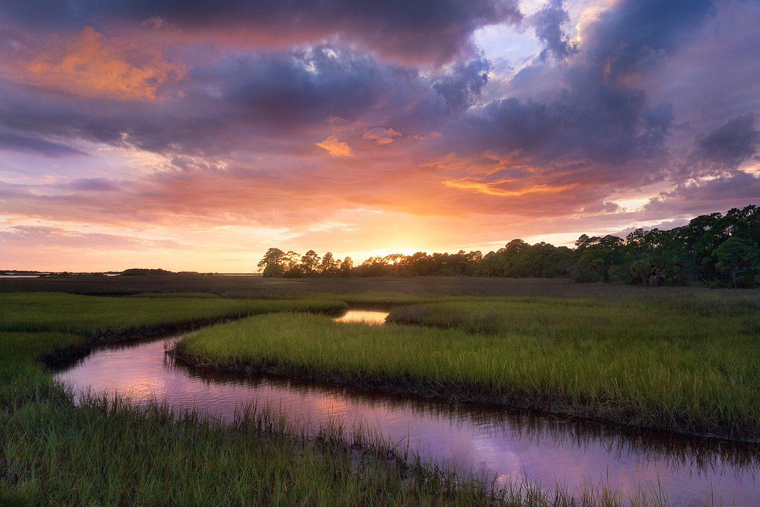 Photograph Florida Sunset by Jesse Summers on 500px