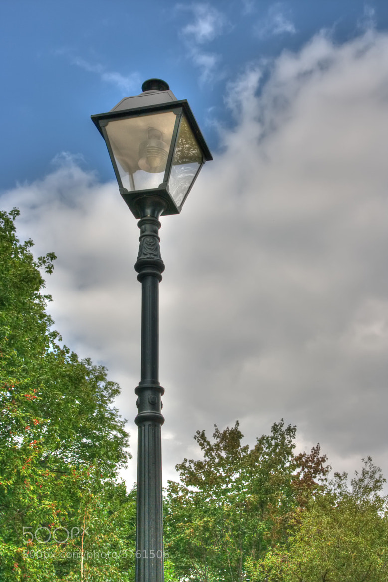 Photograph Lamppost by Alexander Fedyashov on 500px
