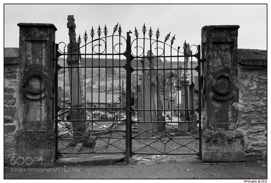 Photograph Final gate by Ruud van Putten on 500px