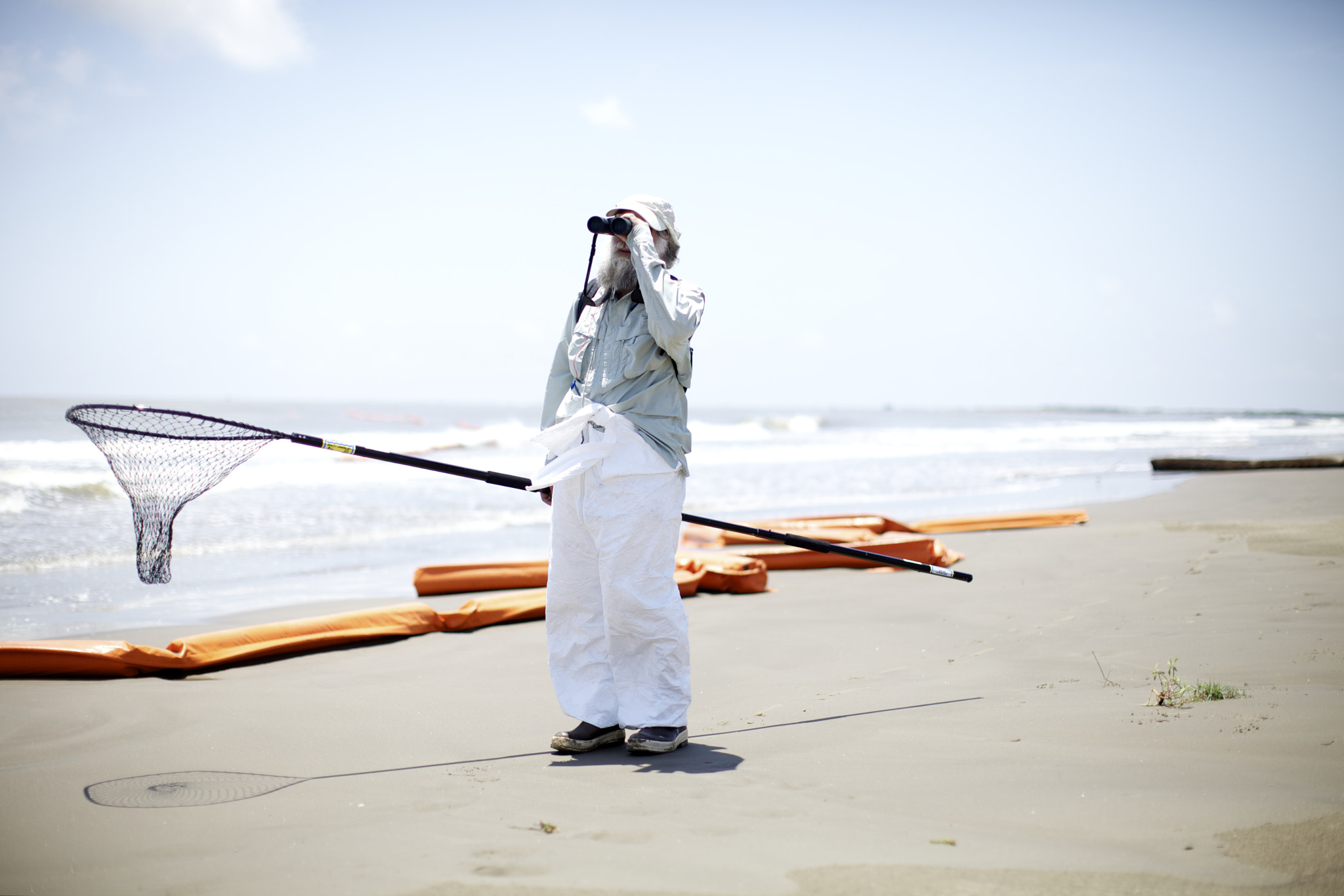 Photograph Gulf Oil Spill by Thomas Boyd on 500px
