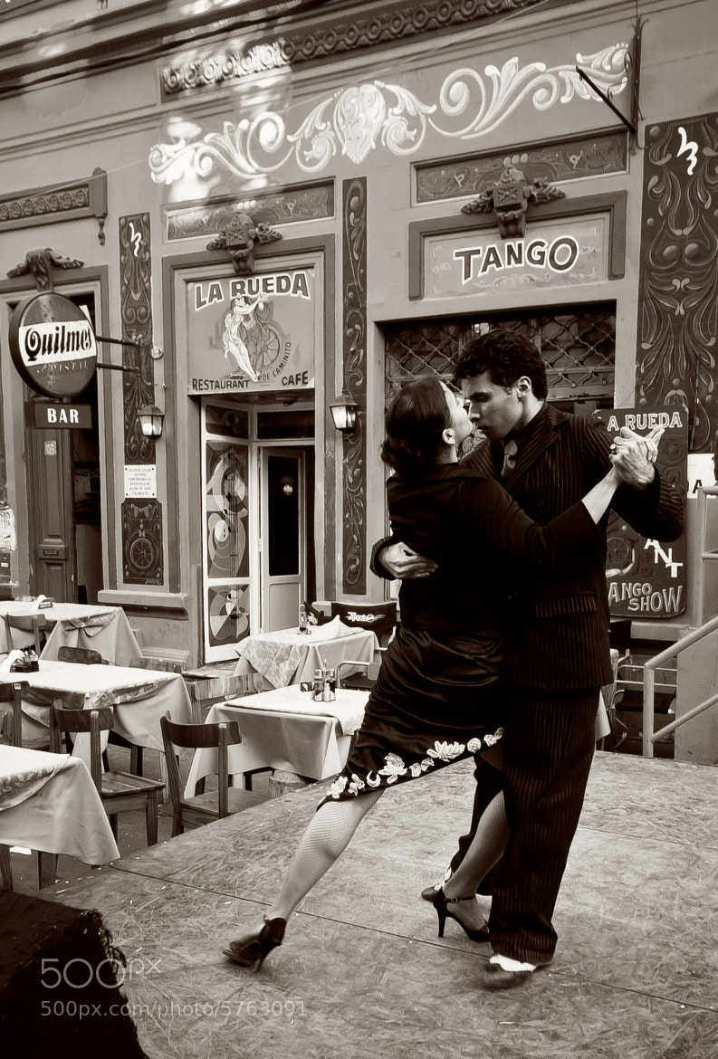 Photograph Tango by Curro Vázquez on 500px
