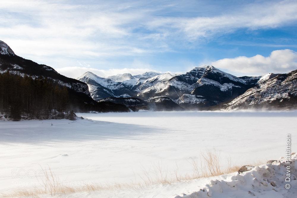 Photograph Barrier Lake in Kananaskas Alberta by Dave Pattinson on 500px