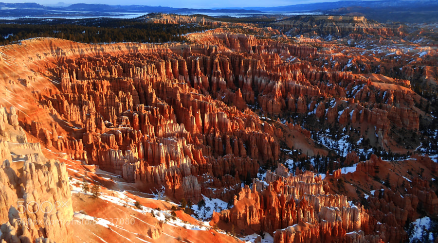 Photograph Bryce (Canyon) at Sunrise by N Lester Ellorin on 500px
