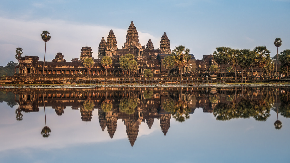 Photograph Angkor Wat by James Hicks on 500px