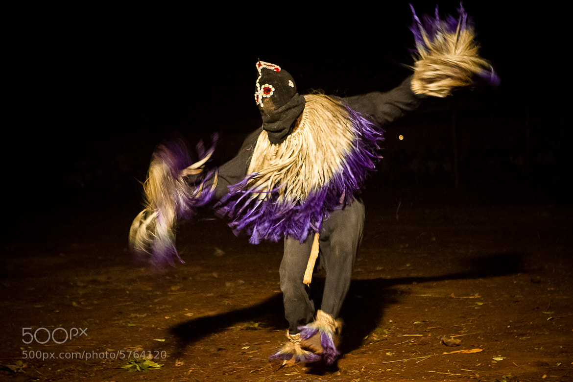 Photograph Festival des Masques de Dédougou, Burkina Faso by Anthony Pappone on 500px