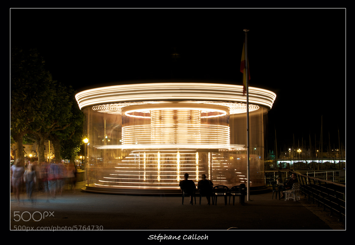 Photograph Carrousel by Mac Calloch on 500px