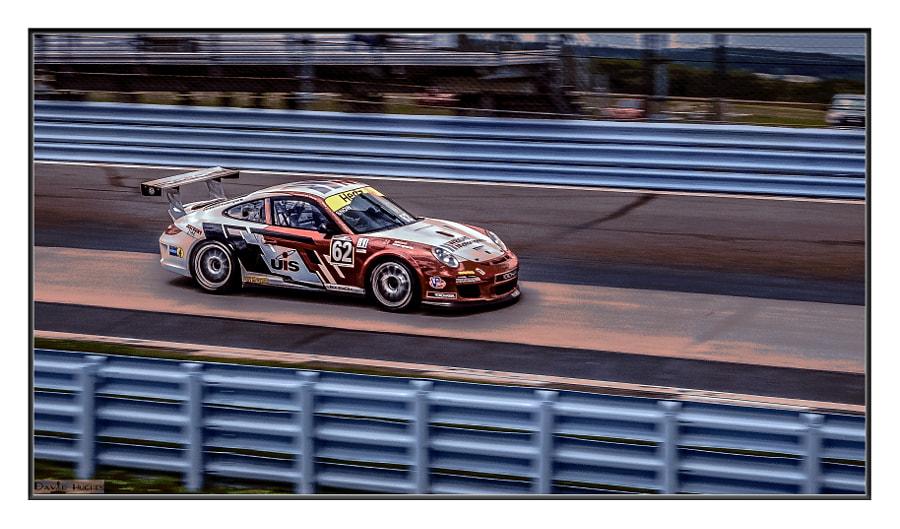 Grand-Am Porsche GT3 Cup Racer 2