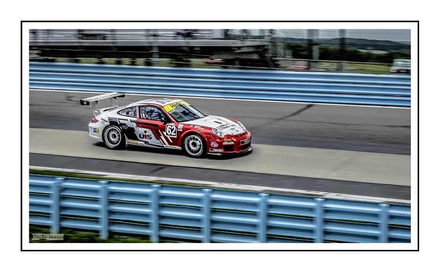 Grand-Am Porsche GT3 Cup Racer rev