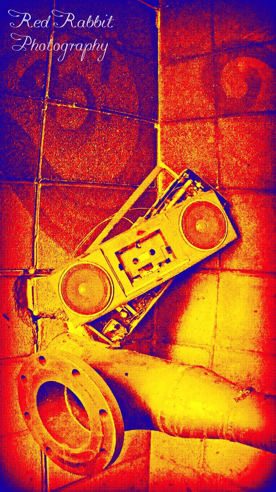 Photograph Ghetto Ghetto Blaster by RedRabbit Photography on 500px
