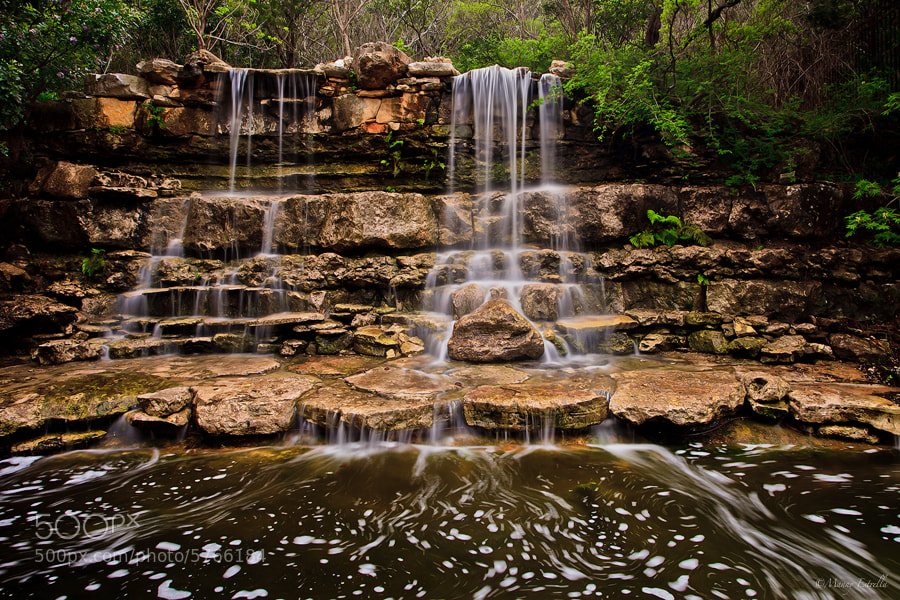 Photograph Spring Falls by Manny  Estrella on 500px